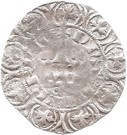 Maille Blanche - Édouard II d'Angleterre – reverse