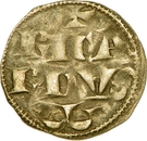 "Denier - Richard I ""the Lionheart"" – obverse"