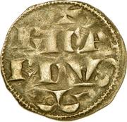 Denier d'Aquitaine - Richard Ier coeur de Lion – obverse