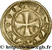 Denier d'Aquitaine - Richard Ier coeur de Lion – reverse