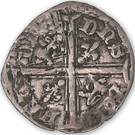 Hardi - Aquitaine - Henry IV-V-VI – reverse