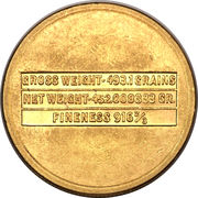 4 Pounds – reverse
