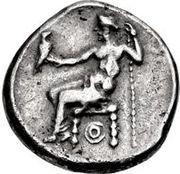 1 Tetradrachm (Imitation of Seleukos I Nikator) – reverse