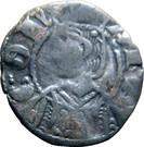 Dinero - Jaime II (Jaca) – obverse