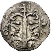 Dinero - Alfonso II (Jaca) – reverse