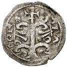 Obolo - Alfonso II (Jaca) – reverse
