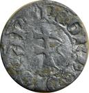 Dinero - Pedro IV (Zaragoza) – reverse