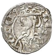 Obolo - Jaime I (Jaca) – obverse