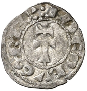Obolo - Jaime I (Jaca) – reverse