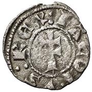 Obolo - Jaime II (Jaca) – reverse