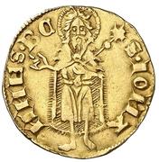 Florin - Pedro IV (Zaragoza) – obverse