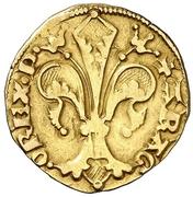 Florin - Pedro IV (Zaragoza) – reverse