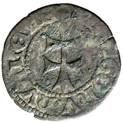 Dinero - Fernando II (Zaragoza) – reverse