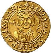 1 Ducado - Juan II – obverse