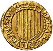 1 Ducado - Juan II – reverse