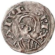 Obolo - Alfonso I (Jaca) – obverse