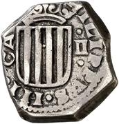 2 Reales - Felipe IV (hammered) – obverse