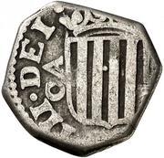 1 Real - Felipe IV (irregular) – obverse