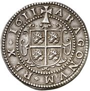 8 Reales - Felipe III – reverse