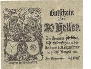 20 Heller (Arbing) -  obverse