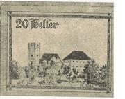 20 Heller (Arbing) -  reverse