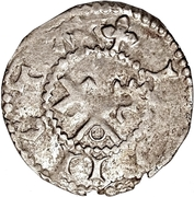 1 Pfennig - Silvester Stodewescher (With circle) – reverse