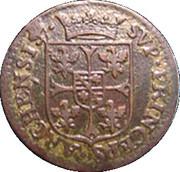 Liard - Charles I – reverse