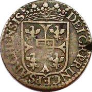 Liard of Rethel - Charles Ist de Gonzague – reverse