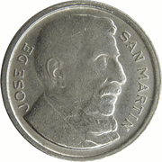5 Centavos (reeded edge) -  obverse
