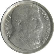 10 Centavos (larger head, smooth edge) -  reverse
