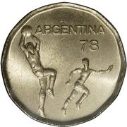 20 Pesos (Soccer) -  obverse