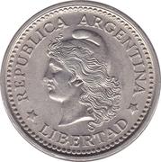 20 Centavos – obverse