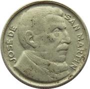 5 Centavos (José San Martin) -  obverse