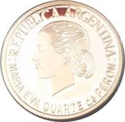5 Pesos (Eva Peron) -  obverse