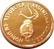 5 Pesos (50th Anniversary of the UN) -  obverse