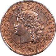 2 Centavos Fuertes – reverse