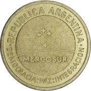 50 Centavos (Mercosur) -  obverse
