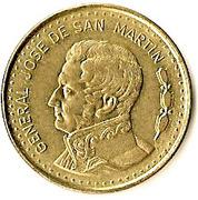 100 Pesos (magnetic) -  obverse