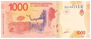 1,000 Pesos – reverse