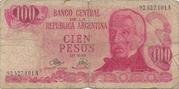 100 Pesos (Ley 18,188) -  obverse