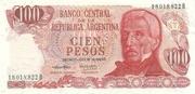 100 Pesos Ley -  obverse
