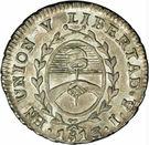 ½ Real (Provincias del Rio de la Plata) – obverse