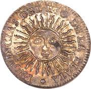 ½ Sol (Provincias del Rio de la Plata) -  obverse