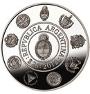 25 Pesos (Ibero-American Series - 20th Anniversary of the Ibero-American Series) – reverse
