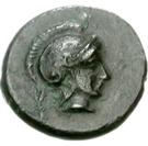 Bronze Æ14 – obverse