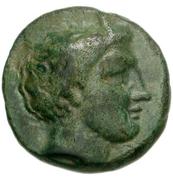 Trichalkon (Megalopolis) – obverse