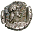 Obol (Kleitor) – reverse
