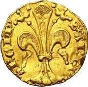 1 Florin - Etienne II de la Garde – obverse