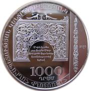 1000 Dram (Movses Khorenatsi) -  obverse