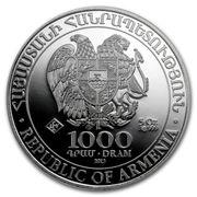 1000 Dram (Noah's Ark) – obverse